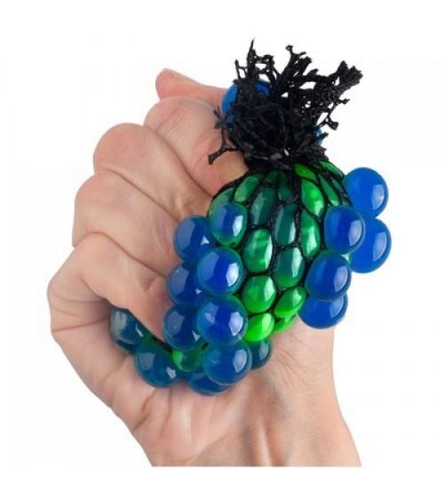 Стрессбол Нажимайка синий/зеленый