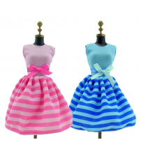 Комбинация из двух платьев