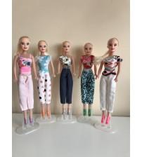 Набор из 15 вещей для куклы