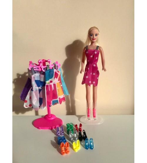 Набор из 20 вещей для куклы
