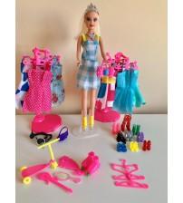 Набор из 35 вещей для Barbie