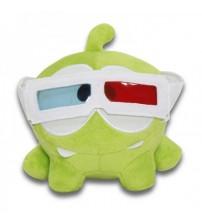 Мягкая игрушка Cut The Rope в 3D очках (12 СМ)
