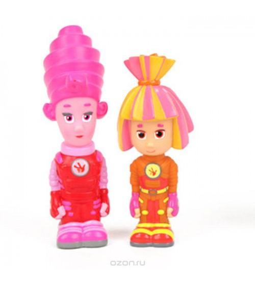 Симка и Мася со светодиодной подсветкой, 12 см