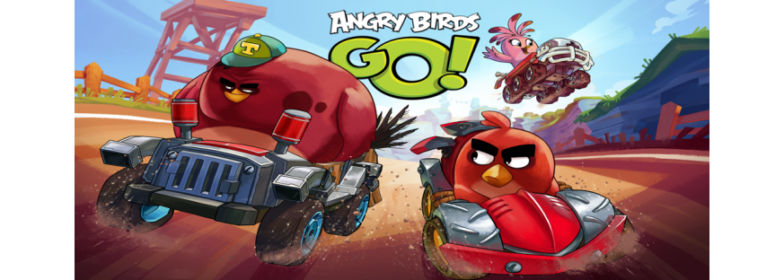 Angry Birds Go Telepods