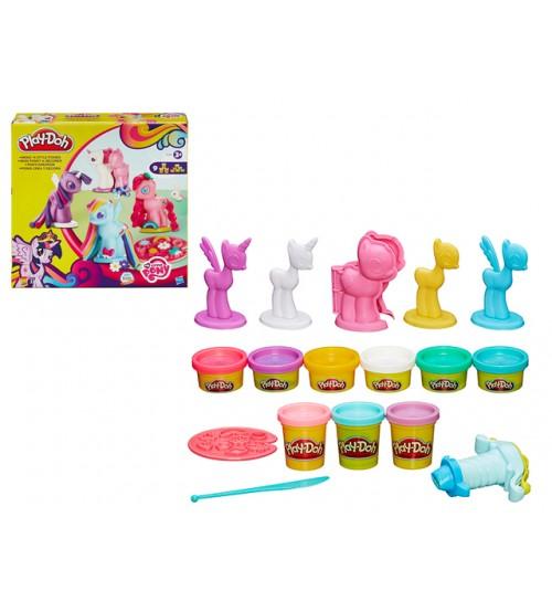 """Игровой набор """"Создай любимую Пони""""  Play-Doh"""