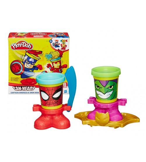 """Фигурки """"Герои Марвел"""" Play-Doh Hasbro"""