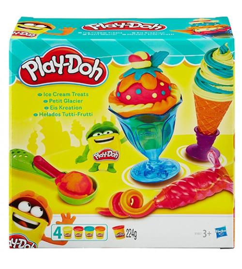 """Игровой набор """"Инструменты мороженщика"""" Play-Doh"""