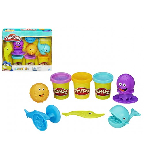 """Игровой набор """"Подводный мир"""" Play Doh"""