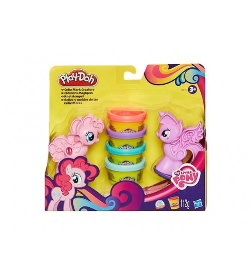 """Игровой набор """"Пони: Знаки Отличия"""" Play-Doh"""