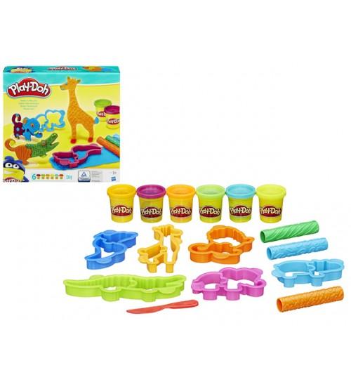 """Игровой набор """"Веселое Сафари"""" Play-Doh"""