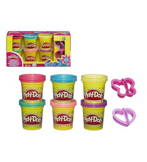 "Набор ""Блестящая коллекция"" Play-Doh"