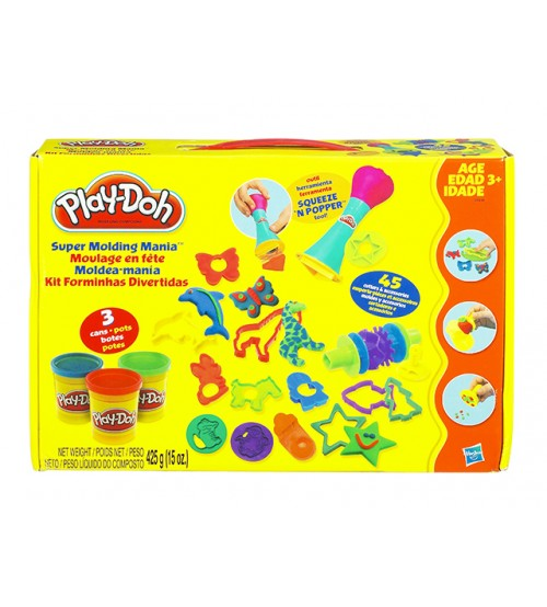 "Набор ""Супер-мания""  Play-Doh"