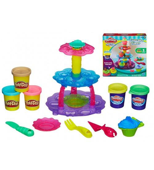 """Набор игровой """"Башня из кексов"""" Play-Doh Hasbro"""