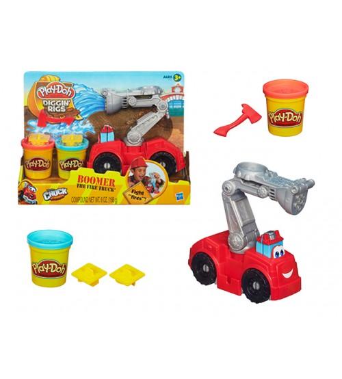 """Набор игровой """"Бумер: Пожарная машина"""" Play-Doh"""