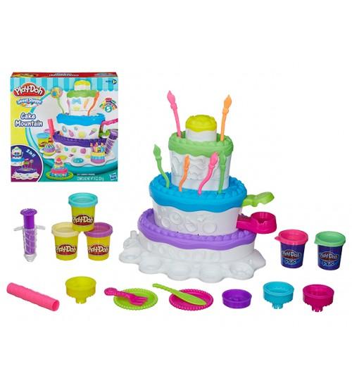 """Набор игровой """"Праздничный торт"""" Play-Doh"""