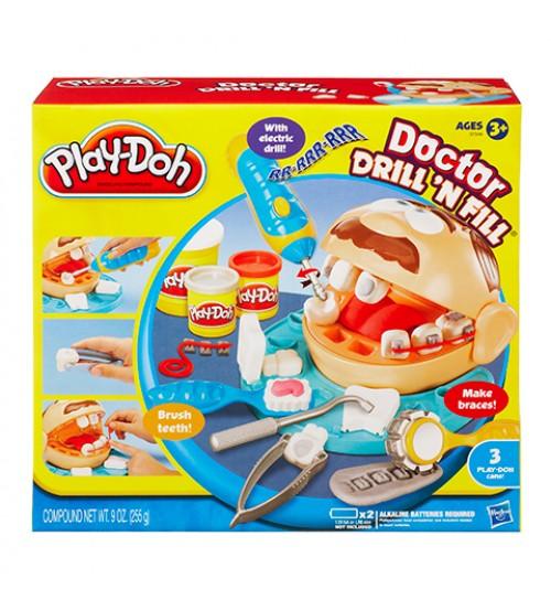 """Набор пластилина """"Мистер Зубастик"""" 37366148  (новая версия) Play-Doh"""