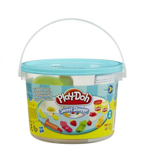 Набор пластилина в банке Play-Doh