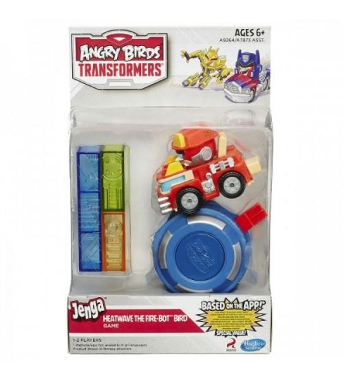 Набор Angry Birds Transformers Jenga (Хитвейв) с катапультой