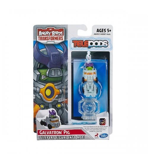 Набор Angry Birds Transformers Telepods Гальватрон
