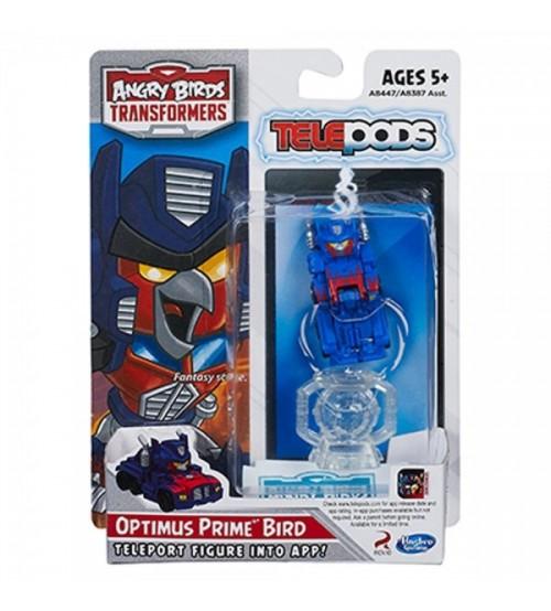 Набор Angry Birds Transformers Telepods Оптимус Прайм
