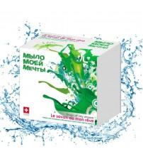 """Научно-познавательный набор для создания мыла """"Зелёный"""" малый"""