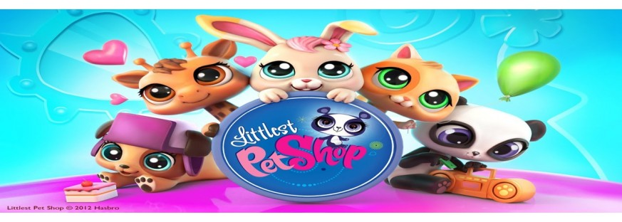 Littlest Pet Shop (Маленький зоомагазин)