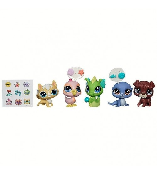 "Набор ""Пляж"" Littlest Pet Shop"