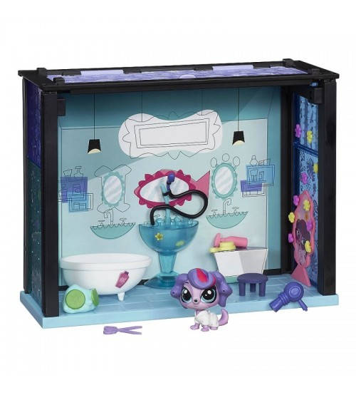 "Набор ""SPA салон"" Littlest Pet Shop"