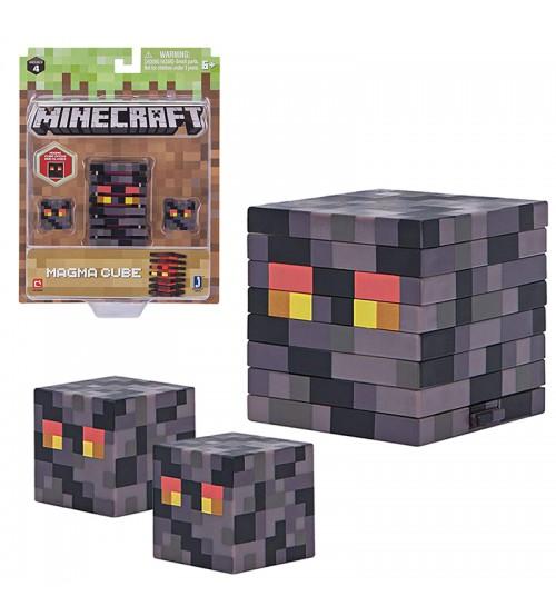 Фигурка Minecraft Куб Магмы 8см
