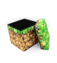 Ящик для хранения Блок Земли Minecraft Dirt block