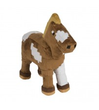 Мягкая игрушка Minecraft Horse Лошадь 34см