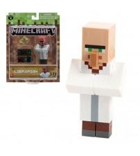 Фигурка Minecraft Библиотекарь 8см