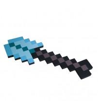 Лопата 8Бит Алмазная пиксельная 45см