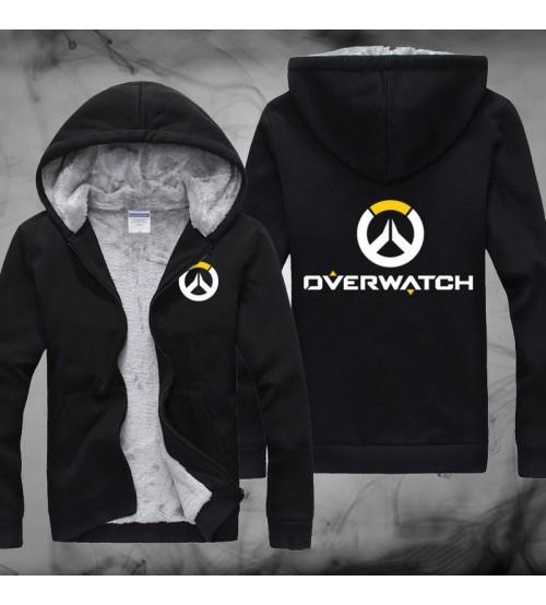 Толстовка черная Overwatch