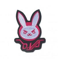 Нашивка Кролик Дива