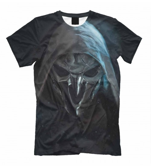 Футболка Reaper black