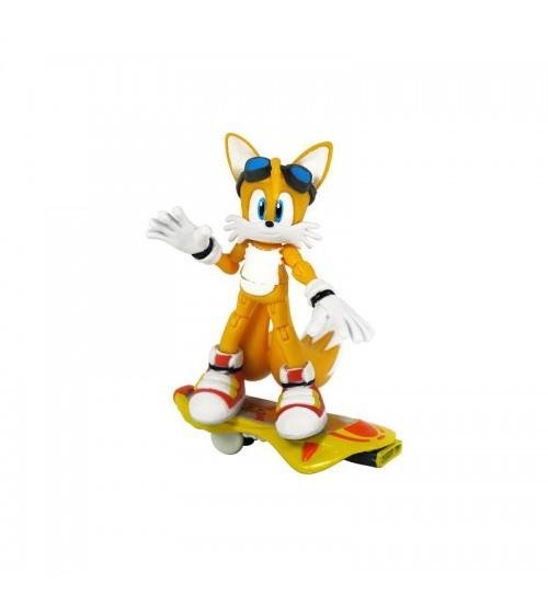 Фигурка Соник Tails на борде (9см)