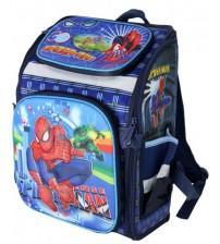 Синий ранец Spider Man