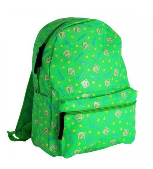 Рюкзак Nikki, зеленый