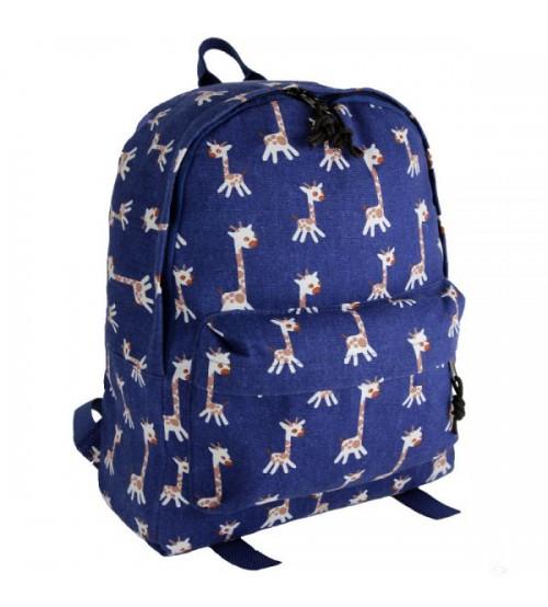 Рюкзак Giraffe, синий