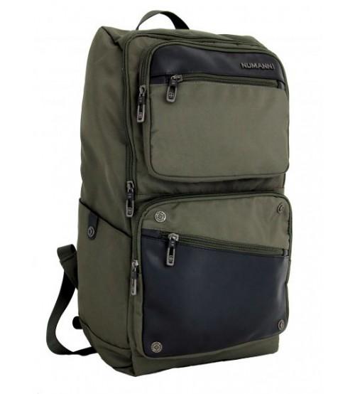 Рюкзак Numanni, зеленый