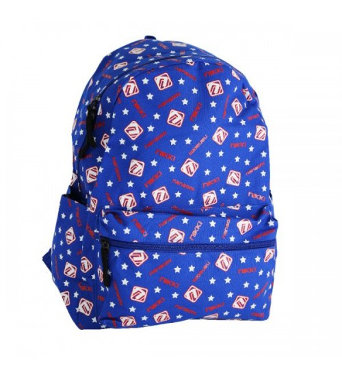Рюкзак Nikki, голубой