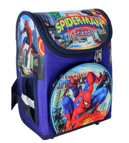 Синий ранец Spider Man и его друзья