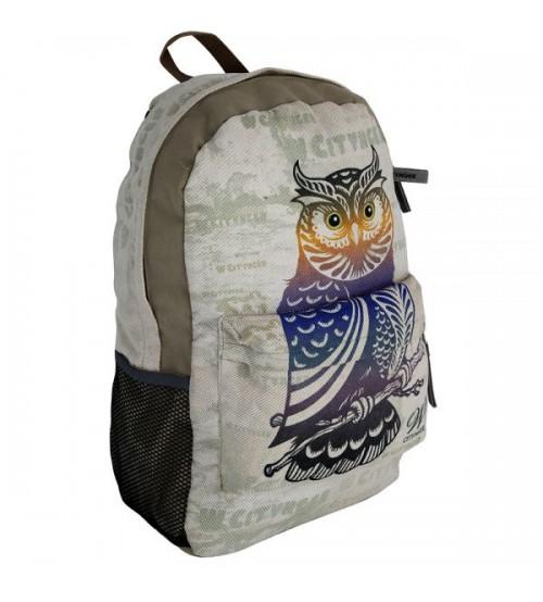 Рюкзак Owl, светлый
