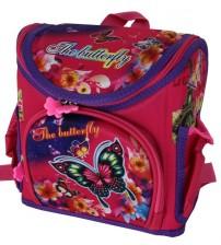 Розовый ранец Собачки в Диснейленде