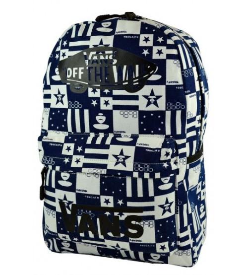 Рюкзак Vans Euro Star, синий