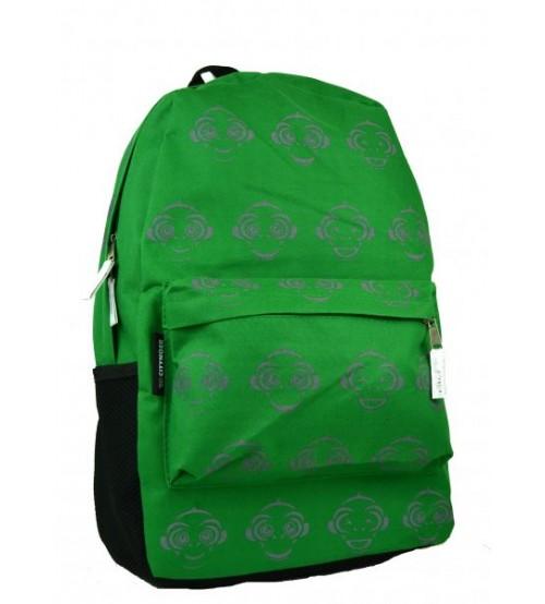 Рюкзак Citinger Monkeys Зеленый
