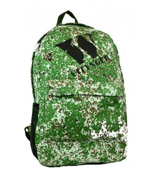 Рюкзак Citinger, бело-зеленый