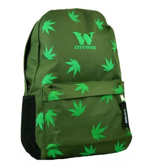 Рюкзак Citinger Hemp Зеленый