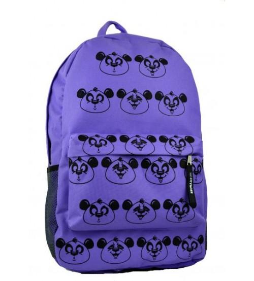 Рюкзак Citinger Panda Фиолтовый